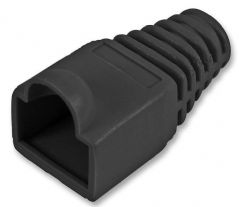 PRO POWER PPW00037  Strain Relief Boot 5Mm Black 10/Pack